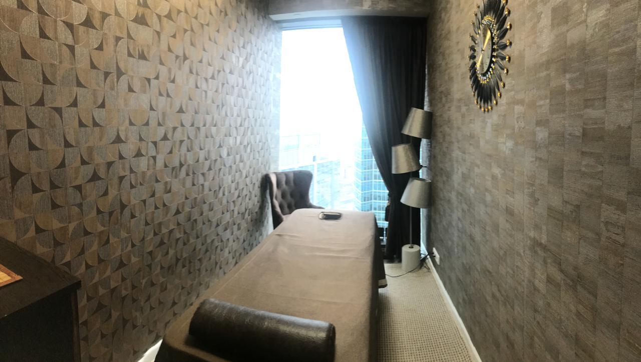 кабинет для массажа в москва сити