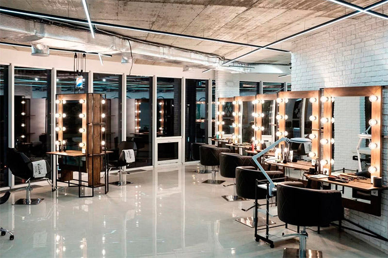аренда места для парикмахера