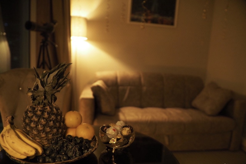 ночь в москва сити