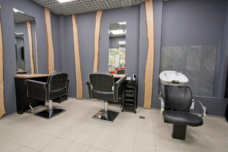 Рабочее место мастера парикмахера